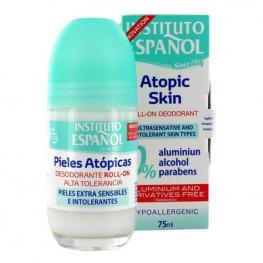 Desodorante Roll-On Piel Atópica Instituto Español (75 Ml)