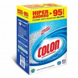 Detergente En Polvo Para la Ropa Colon Activo (95 Dosis)