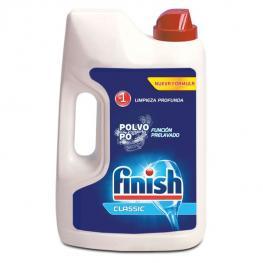 Detergente En Polvo Para Lavavajillas Finish 2,5 Kg