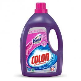 Detergente Líquido Para la Ropa Colon Vanish Powergel (60 Dosis)