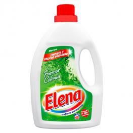 Detergente Líquido Para Lavadora Elena Frescor Colonia (45 Dosis)
