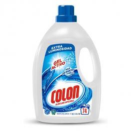 Detergente Para la Ropa Colon Gel Activo (74 Dosis)