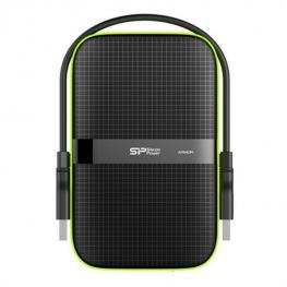Disco Duro Externo Silicon Power 2.5 Usb 3.0 3 Tb Waterproof Negro