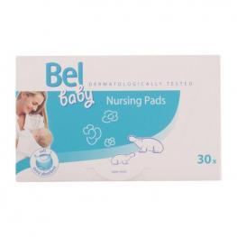 Discos Protectores de Lactancia Baby Bel (30 Uds)