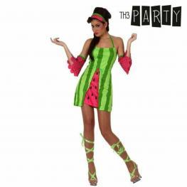 Disfraz Para Adultos 5206 Sandía (4 Pcs)
