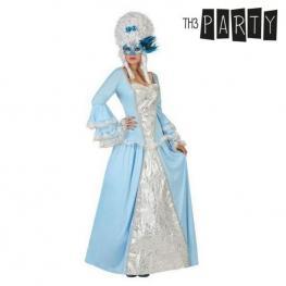 Disfraz Para Adultos Cortesana Azul