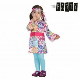 Disfraz Para Bebés Hippie (2 Pcs)