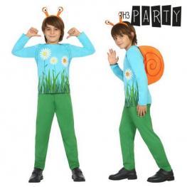 Disfraz Para Niños Caracol (4 Pcs)