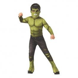 Disfraz Para Niños Hulk Avengers Rubies (8-10 Años)