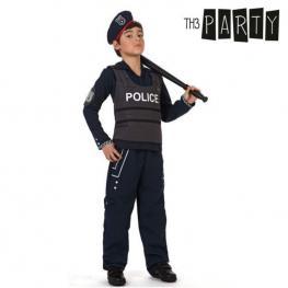 Disfraz Para Niños Policía