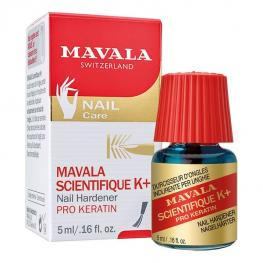 Endurecedor de Uñas Cientifico K+ Pro Keratin Mavala (5 Ml)