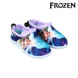 Escarpines Infantiles Frozen 73073