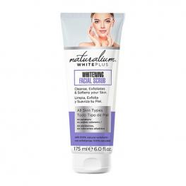 Exfoliante Facial White Plus Naturalium (175 Ml)