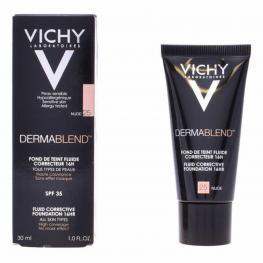Fondo de Maquillaje Fluido Dermablend Vichy
