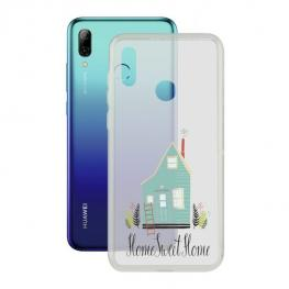 Funda Para Móvil Huawei P Smart 2019 Home Flex Home Tpu