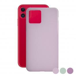 Funda Para Móvil Iphone 11 Ksix Color Liquid