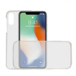 Funda Para Móvil Iphone Xr Ksix Flex 360 (2 Pcs)