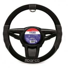 Funda Para Volante Sparco Sp 90110 L-Sport Universal (ø 38 Cm)