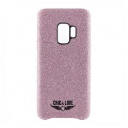 Funda Samsung S9 Chic & Love Chcar007 Purpurina Rosa