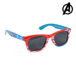 Gafas de Sol Infantiles The Avengers Rojo Azul