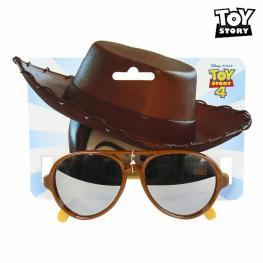 Gafas de Sol Infantiles Woody Toy Story Marrón
