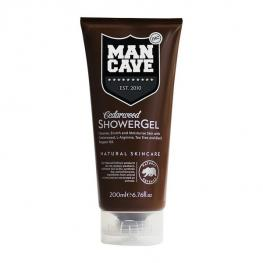 Gel de Ducha Body Care Cedarwood Mancave (200 Ml)