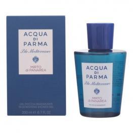Gel de Ducha Reparador Blu Mediterraneo Mirto Di Panarea Acqua Di Parma (200 Ml)