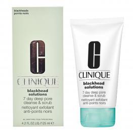 Gel Exfoliante Facial Blackhead Solutions Clinique (125 Ml)