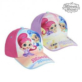 Gorra Infantil Shimmer And Shine 73548 (53 Cm)