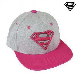 Gorra Infantil Superman 2078 Gris (56 Cm)