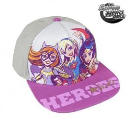 Gorra Super Hero Girls (55 Cm)