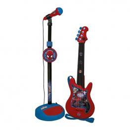 Guitarra Infantil Spiderman Spiderman