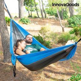 Hamaca Doble Para Acampada Swing & Rest Innovagoods