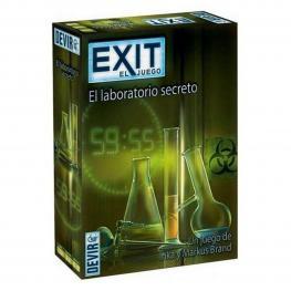 Juego de Mesa Exit el Laboratorio Secreto Devir (Es)