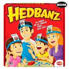 Juego de Mesa Hedbanz Bizak 61924297