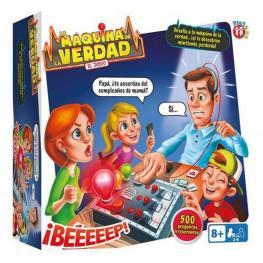 Juego de Mesa la Máquina de la Verdad Imc Toys (Es)
