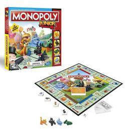 Juego de Mesa Monopoly Junior Hasbro (Es)