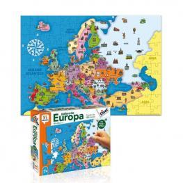 Juego Educativo Countries Of Europe Diset (Es)