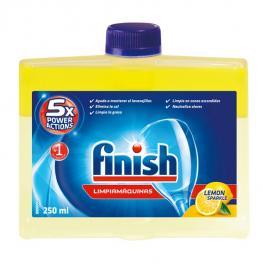 Limpiador de Lavavajillas Finish Limón 250 Ml