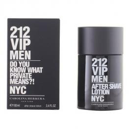 Loción After Shave 212 Vip Men Carolina Herrera (100 Ml)