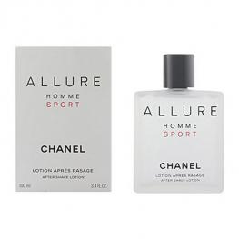 Loción After Shave Allure Homme Sport Chanel (100 Ml)