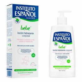 Loción Hidratante Para Bebé Instituto Español (300 Ml)