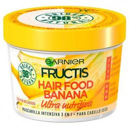 Mascarilla Capilar Nutritiva Ultra Hair Food Banana Fructis (390 Ml)