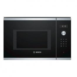 Microondas Con Grill Bosch Bel554Ms0 25 L Led 1450W Negro