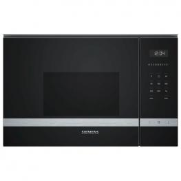 Microondas Integrable Siemens Ag Bf525Lms0 20 L 1270W Negro