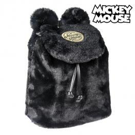 Mochila Casual Mickey Mouse Negro