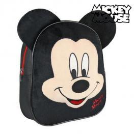 Mochila Infantil Mickey Mouse 4476 Negro