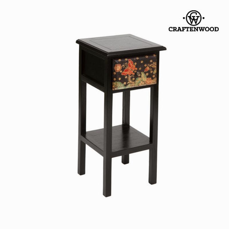 Mueble Auxiliar Madera de Mindi (76 X 33 X 33 Cm) - Colección Paradise By Craftenwood