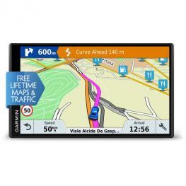 Navegador Gps Garmin Drive Smart 61 Lmt-S Eu 6,69 Tft Wifi Negro (Europa)