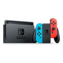Nintendo Switch Nintendo 32 Gb Azul Rojo